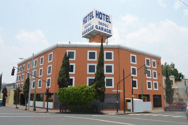 Hotel Seoul - 22