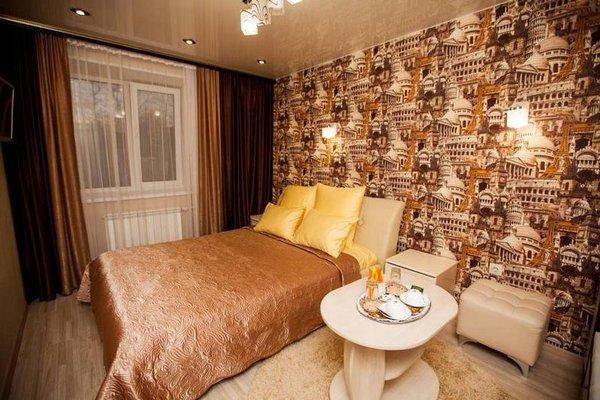 Отель «Миндаль» - фото 27