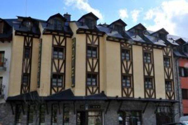 San Marsial Benasque Hotel - фото 21