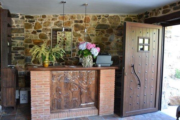 Hotel Rural Pescadores - фото 19