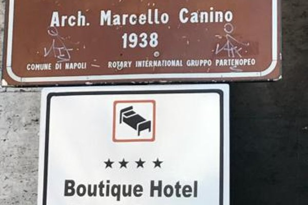 Boutique Hotel Piazza Carita' - фото 20