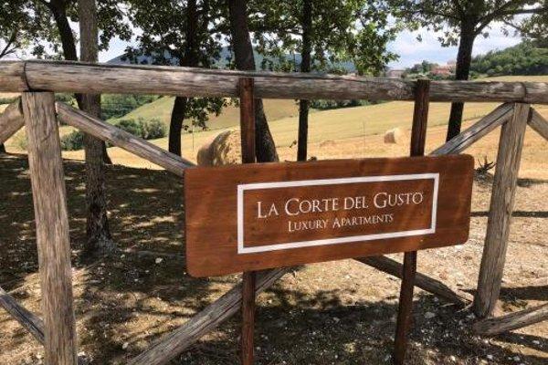 La Corte del Gusto LuxuryApartments - фото 20