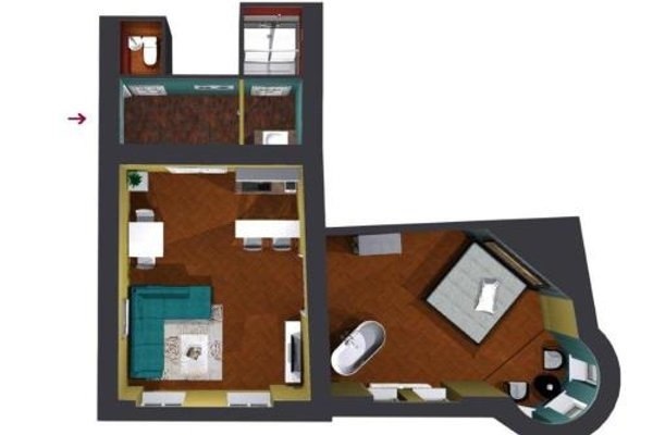 Apartment Belvedere - фото 3