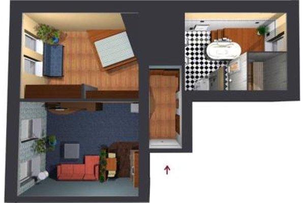 Apartment Belvedere - фото 4