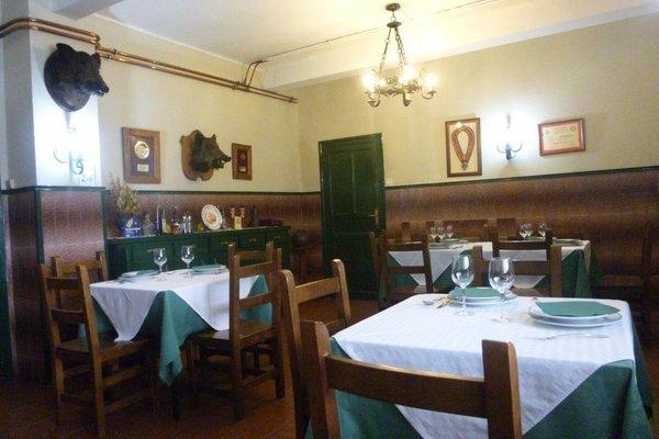 Hotel Rural La Pista - фото 12
