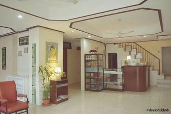 Davao Hub Dormitel Bed & Breakfast - фото 17