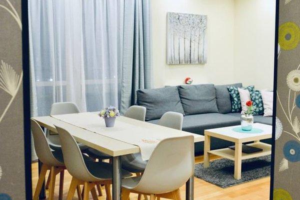 Apartament w Babka Tower - фото 7