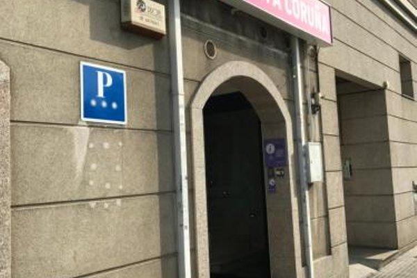 Hostal Alda Puerta Coruna - фото 23