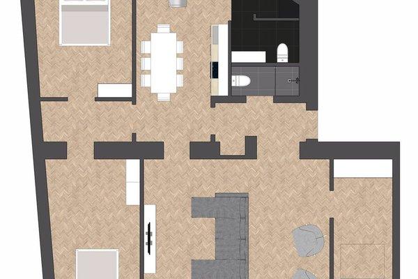 Riga Centre Apartment - 4