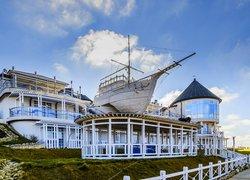 Фото 1 отеля La Grace Hotel - Нижнезаморское, Крым