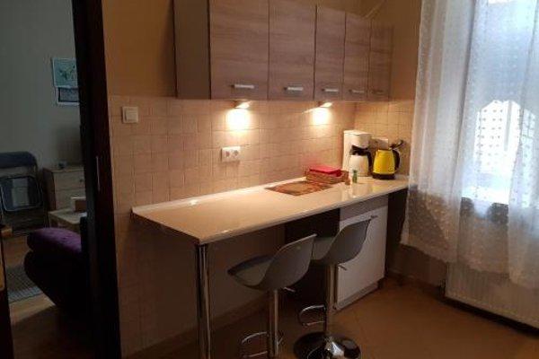 Krotka Apartments - фото 19