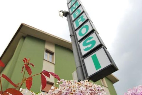 Hotel Ambrosi - фото 10