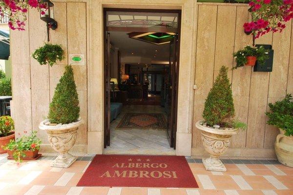 Hotel Ambrosi - фото 12