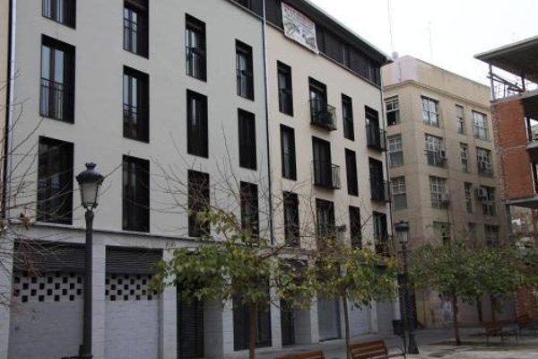 Apartments Hiedra Mercat Central - фото 44