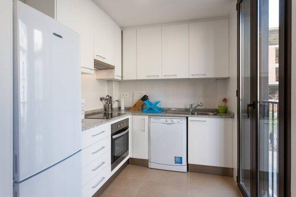 Apartments Hiedra Mercat Central - фото 10