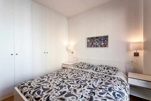 Apartments Hiedra Mercat Central - фото 13
