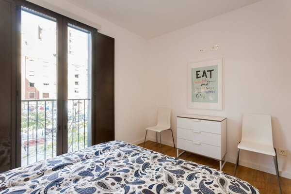Apartments Hiedra Mercat Central - фото 14