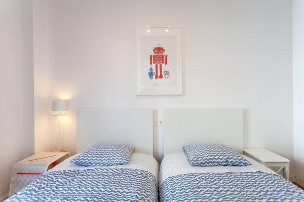 Apartments Hiedra Mercat Central - фото 19