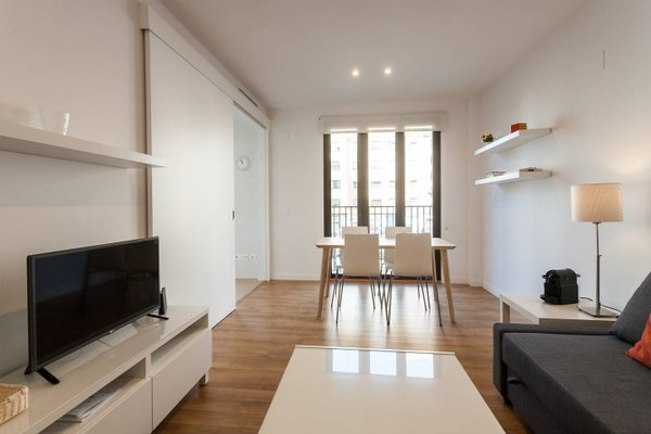 Apartments Hiedra Mercat Central - фото 6