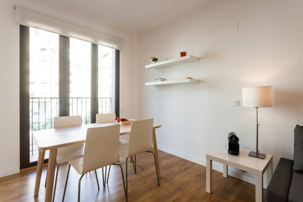 Apartments Hiedra Mercat Central - фото 7