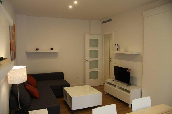 Apartments Hiedra Mercat Central - фото 8