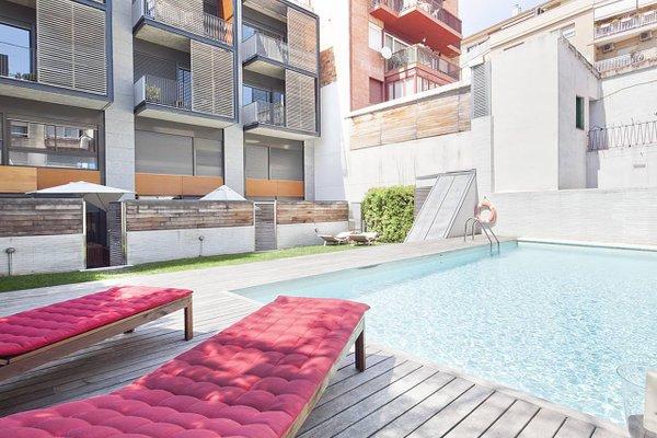 Apartment Barcelona Rentals - Park Guell Apartments - фото 21