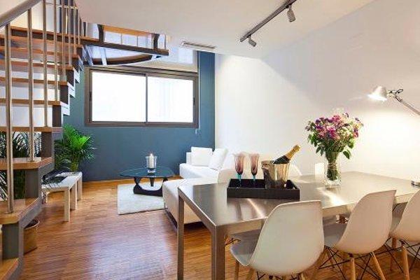 Apartment Barcelona Rentals - Park Guell Apartments - фото 10