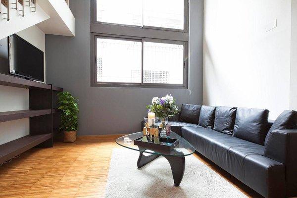 Apartment Barcelona Rentals - Park Guell Apartments - фото 11