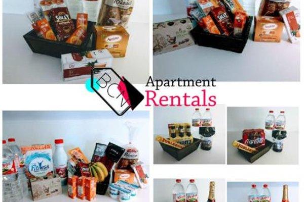 Apartment Barcelona Rentals - Park Guell Apartments - фото 15