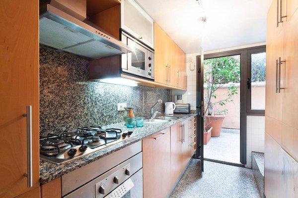 Apartment Barcelona Rentals - Park Guell Apartments - фото 16