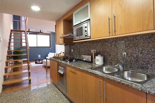Apartment Barcelona Rentals - Park Guell Apartments - фото 17