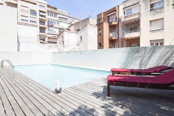 Apartment Barcelona Rentals - Park Guell Apartments - фото 19