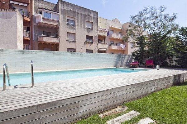 Apartment Barcelona Rentals - Park Guell Apartments - фото 20