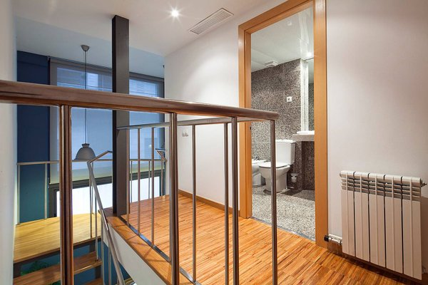 Apartment Barcelona Rentals - Park Guell Apartments - фото 5