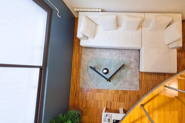 Apartment Barcelona Rentals - Park Guell Apartments - фото 6