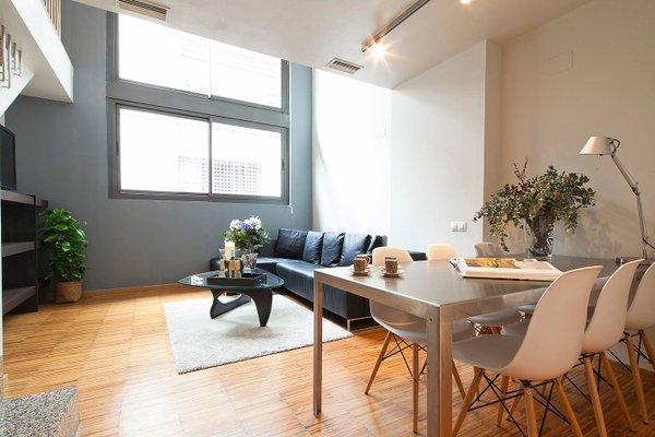 Apartment Barcelona Rentals - Park Guell Apartments - фото 9
