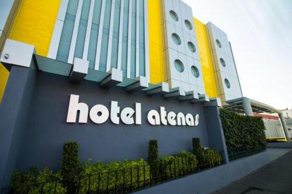 Hotel Atenas Plaza - фото 20