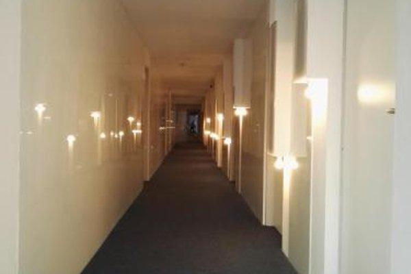 Business Hostel Wiesbaden PRIME - фото 14