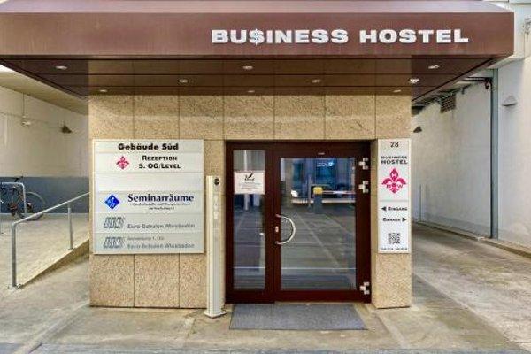 Business Hostel Wiesbaden PRIME - фото 18