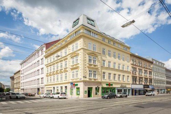 Vienna Grand Apartments City - 23