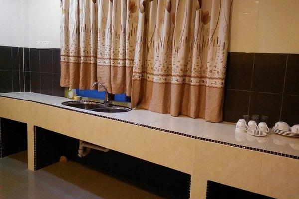 Adaa Villa Sanggar Idaman - фото 19