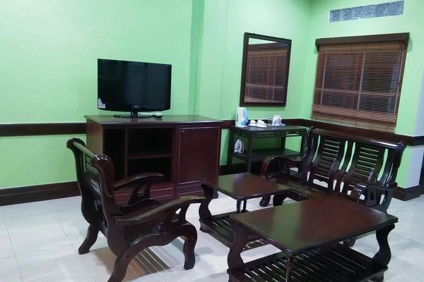 Adaa Villa Sanggar Idaman - фото 21