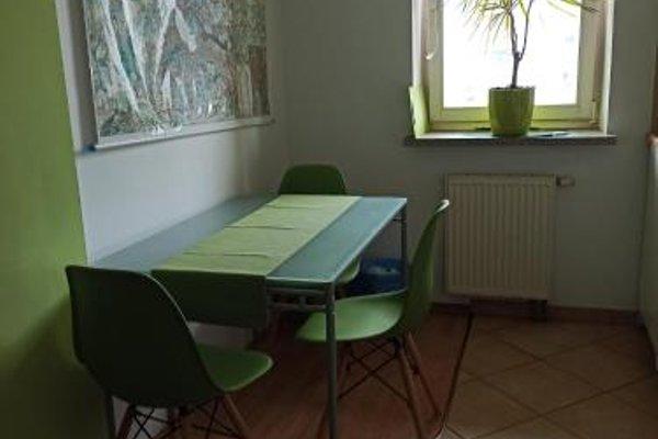 GreenApartament - фото 12