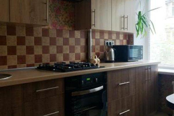 apartments on the Parkоvaya - фото 12