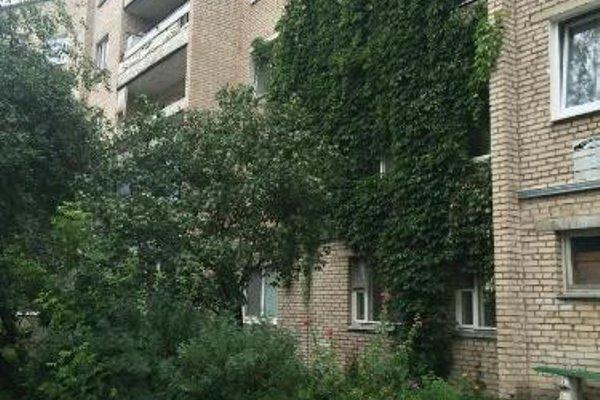 apartments on the Parkоvaya - фото 8