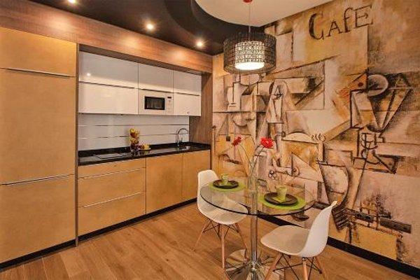 Apartamentos Suites Oficentro Deluxe - фото 11