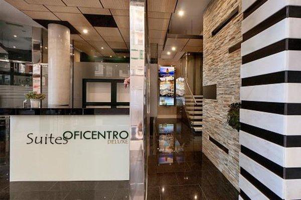 Apartamentos Suites Oficentro Deluxe - фото 14