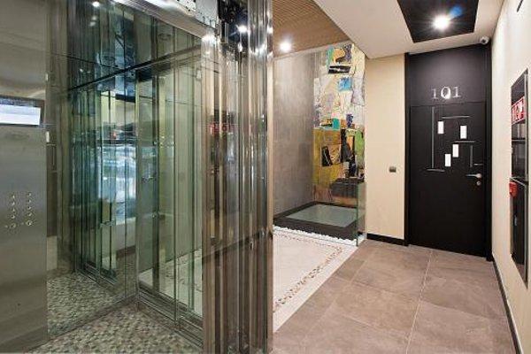 Apartamentos Suites Oficentro Deluxe - фото 19