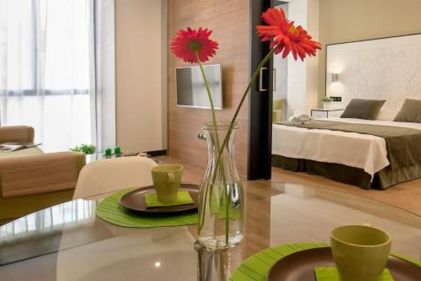 Apartamentos Suites Oficentro Deluxe - фото 20