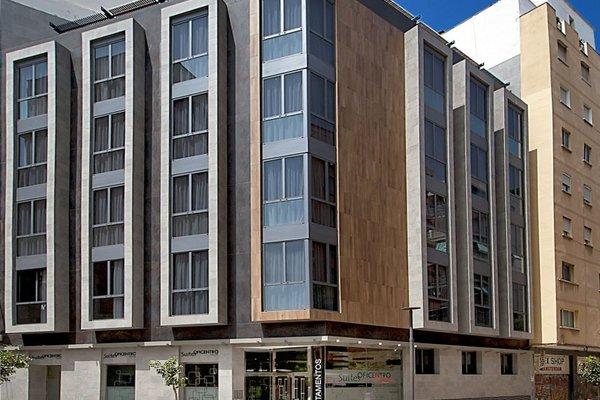 Apartamentos Suites Oficentro Deluxe - фото 23